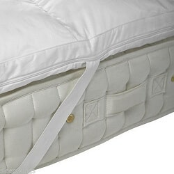"""Sleepkings 3"""" Memory Foam Topper with Cover"""