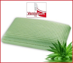 Eco Memory Foam Pillow with Aloe Vera