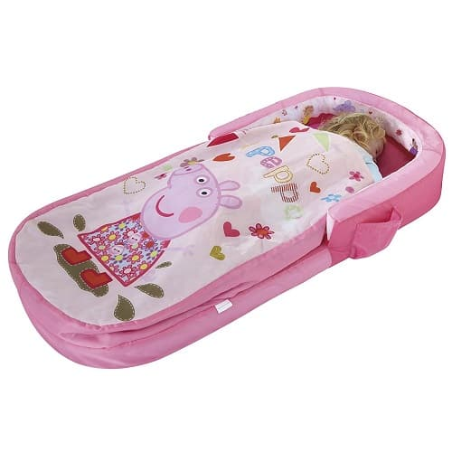 Pepper Pig Toddler Airbed and Sleeping Bag