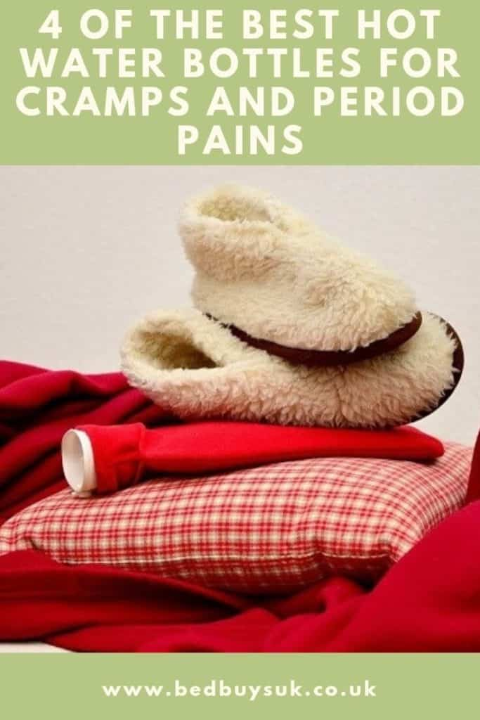 Best Hot Water Bottles for Cramps and Period Pains